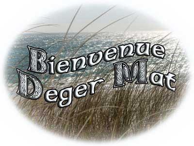 Bonjour ou bienvenu en breton.