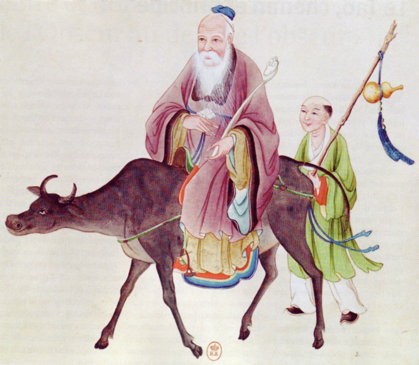 Lao-Tseu -  Ecole chinoise - http://www.chenmen.com