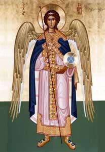 Archange Gabriel - ordre et pureté