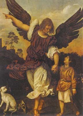 Archange Raphaël - Médiateur