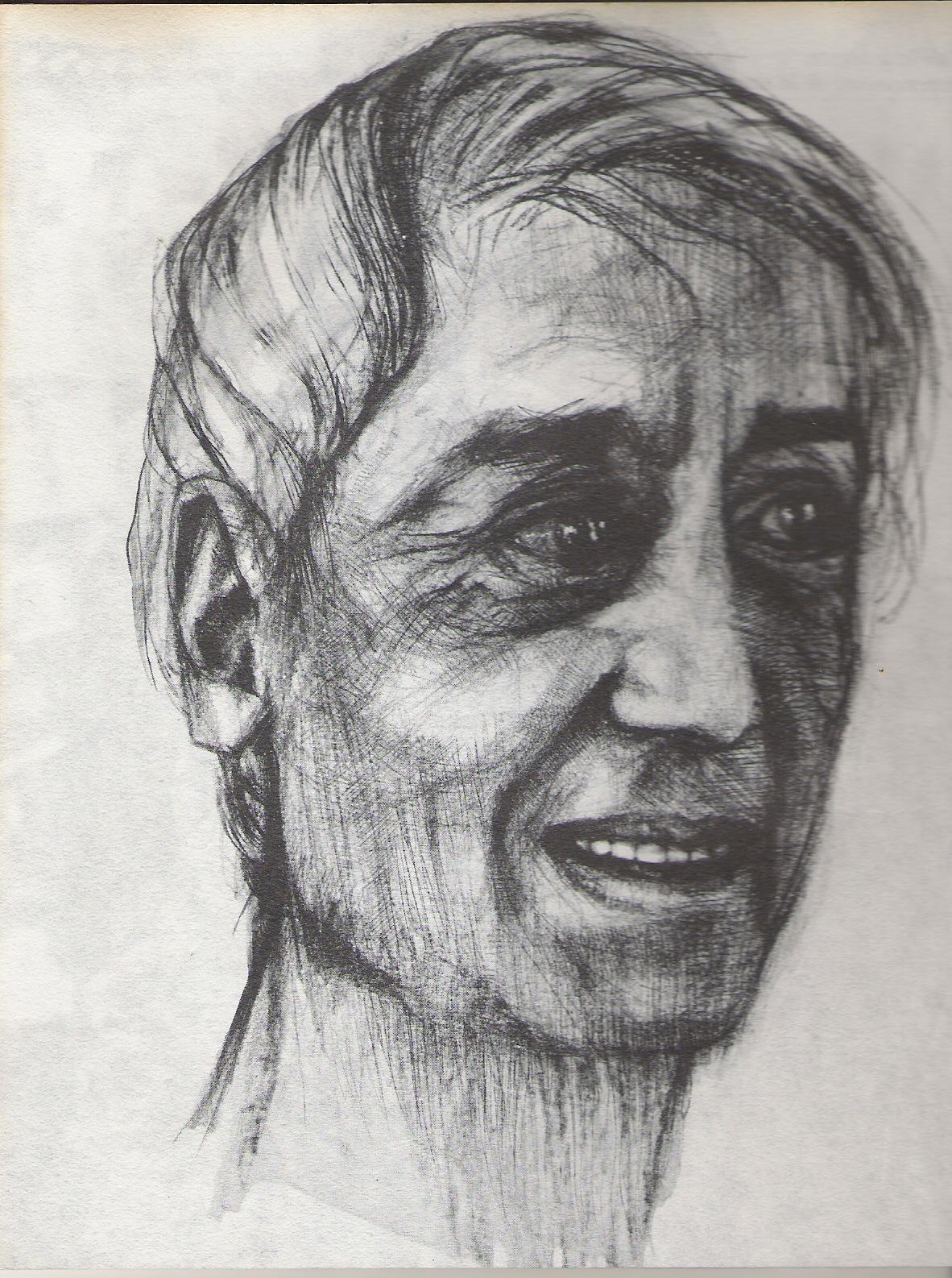Krishnamurti (dessin)