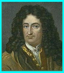 Gottfried Wilhelm von Leibniz (Philosophe allemand)