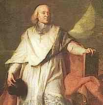 Jacques-Bénigne Bossuet (Homme d'Eglise, Evêque de Troyes, Ecrivain français)