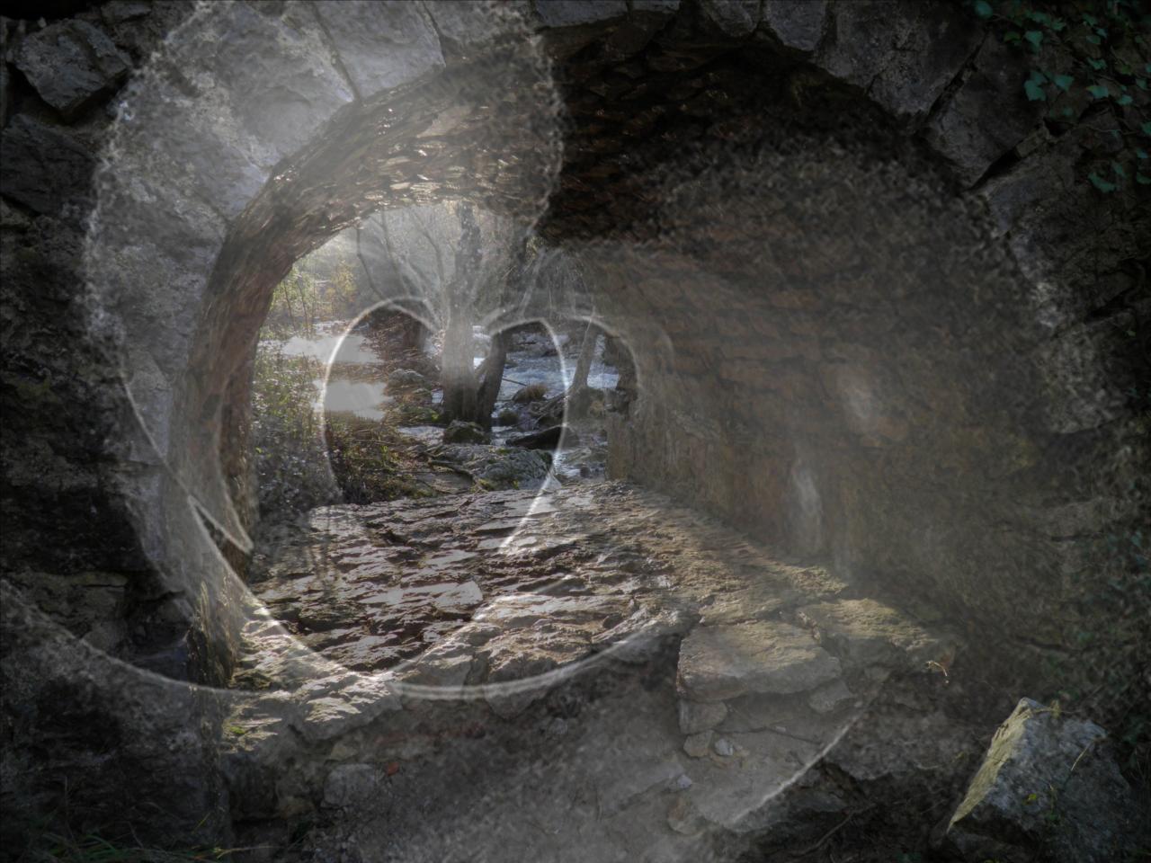 Au bout du tunnel, le miracle de la lumière du coeur